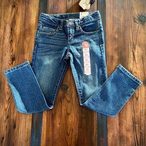 NWT Arizona Jean Company Girls Skinny Jean